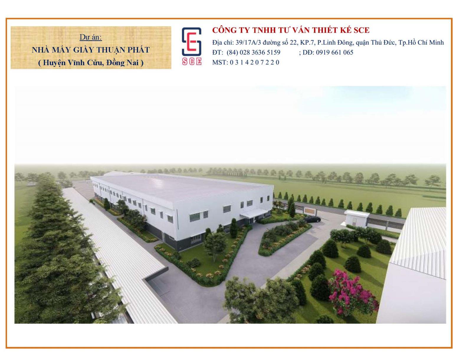 Nhà máy Giày Thuận Phát