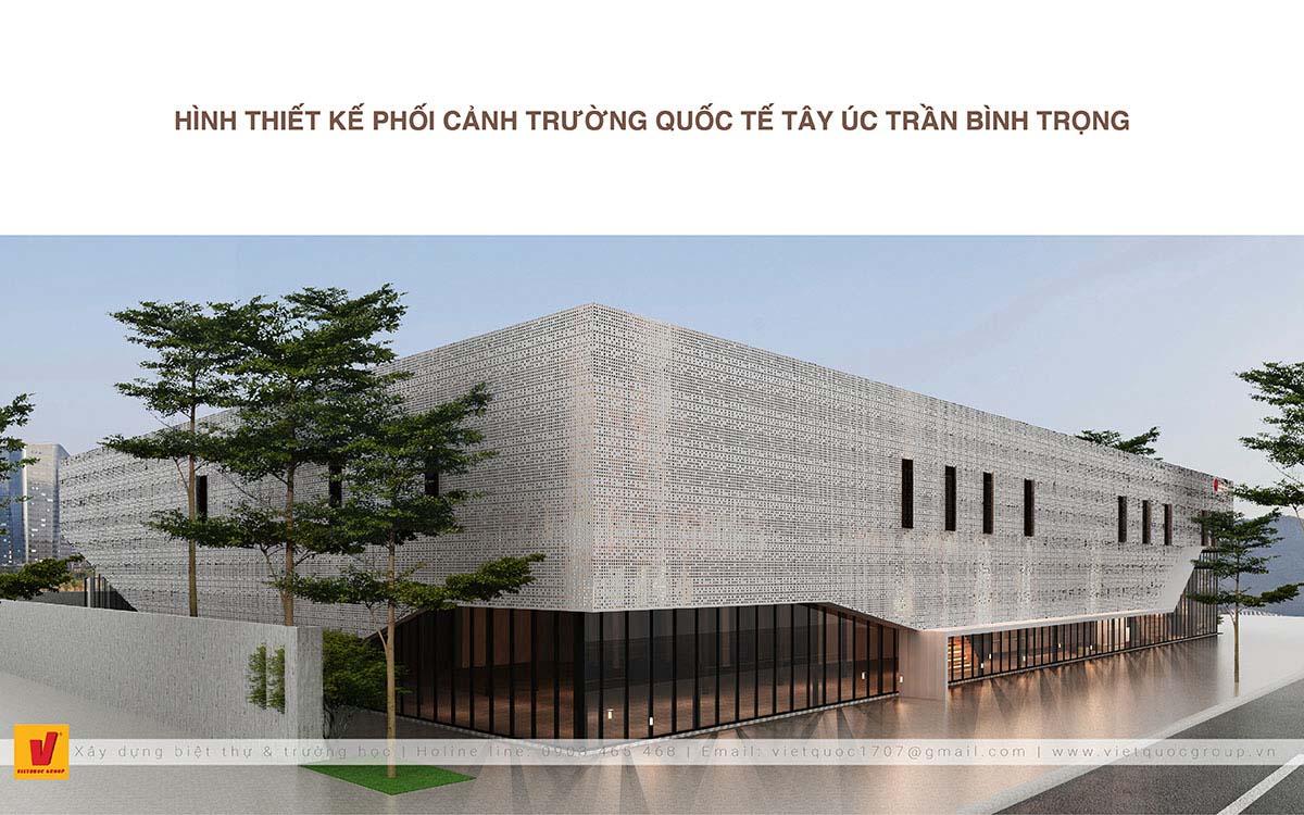 Trường Mâm Non Tây Úc - CN Trịnh Bình Trọng