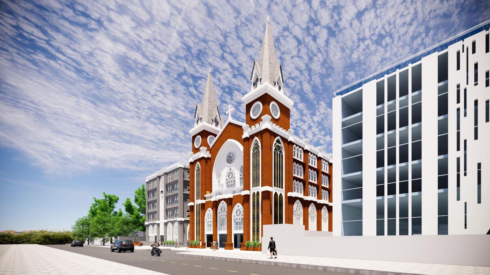 Nhà thờ quận 3